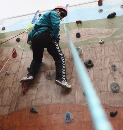 Nyheder fra klatreholdet