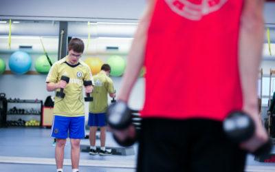 Aktiv træning